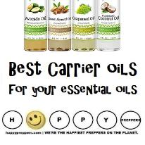 Best carrier oils for your essential oils