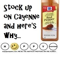 Reasons to stock up on cayenne red pepper