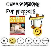 Cheesemaking for preppers