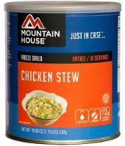 Mountain House #10 can - chicken Stew