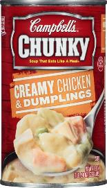 Chunky Chicken and Dumplings