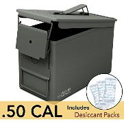 Ammo Can with desiccant packs