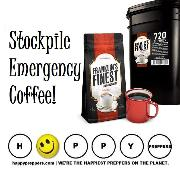 Stockpile Emergency Coffee