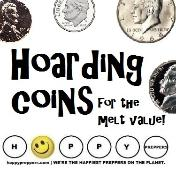 Hoarding coins for prepping