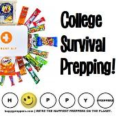 College Emergency Preparedness College Survival Kit