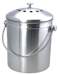 Composting pail