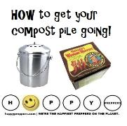 How to get your compost pile going