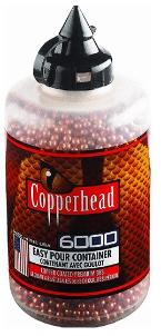 copper coated pellets