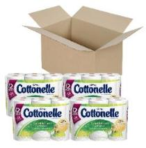 Cottonnelle toilet paper deal delivered