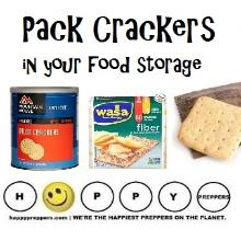 Pilot Crackers are the modern day hard tack