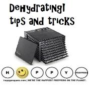 prepper's guide to dehydrating