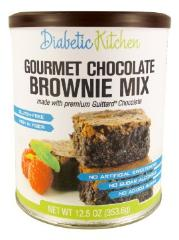 Diabetic brownie mix