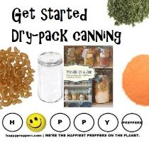 Get started dry-pack canning