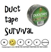 Duct tape survival