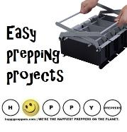 Easy Prepping projects