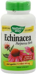 Echinacea  is an immunity booster