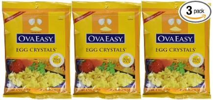 Ova Easy Egg Crystals -- three pack