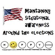 Situational Awareness around Election Day