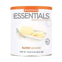Emergency Essentials butter powder
