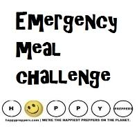 Emergency Meal Challenge