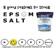 8 good reasons to stock epsom salt in your preps
