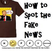 How to spot the fake news