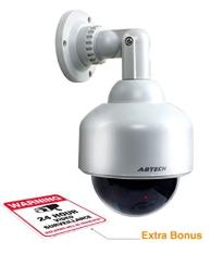 Fake security camera