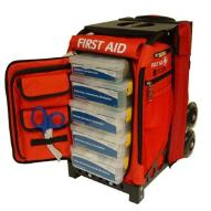 Mobile first aid kit