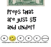 Preps that are just $5 and under