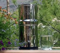 Big Berkey Water Filter preppers water purifier for survival