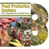 Prepper's guide to food productions systems DVD