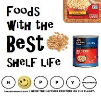 Foods With Long Shelf Life