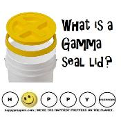 What is a gamma seal lid?