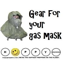 Gear for your gas mask
