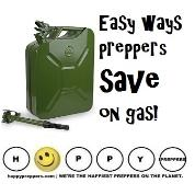 Easy Ways preppers save on gas