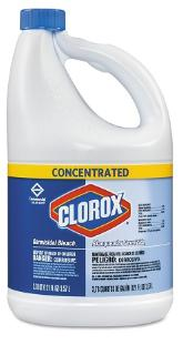Cloriox Germicidal bleach