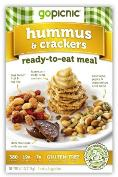 Case of gopicnic hummus meals