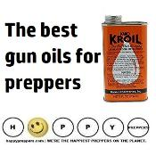 The Best Gun Oils for Preppers