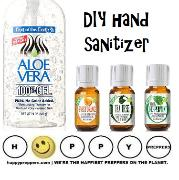 Do it yourself Hand Sanitizers