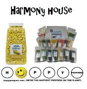Harmony House - non-gmo food for preparedness