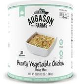 hearty vegetable chicken soup mix