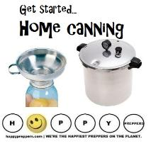 Get started home canning