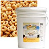 Saratoga Farms bucket - cereal honey nut