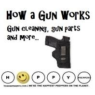 how a gun works, parts of a gun and more
