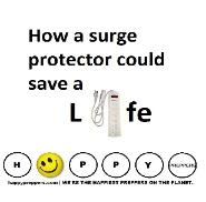 How a Surge protector could save your life