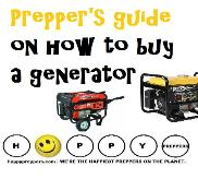 Preppers guide on how to buy a generator