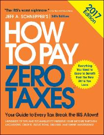 Learn how to pay zero taxes