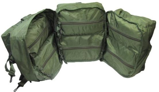 Fully loaded GI Medics bag