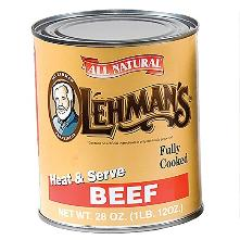 Lehmans canned bee