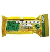 Lemon energy bar